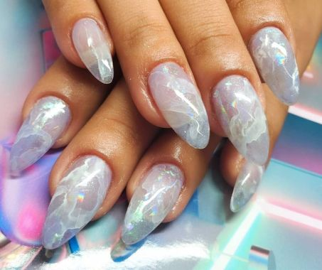 Best Acrylic Spring Nail Designs Trending 2020 45