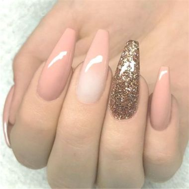 Best Acrylic Spring Nail Designs Trending 2020 46