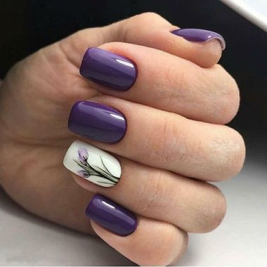 Best Acrylic Spring Nail Designs Trending In 2020 09