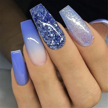 Best Acrylic Spring Nail Designs Trending In 2020 13