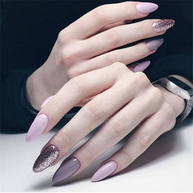 Best Acrylic Spring Nail Designs Trending In 2020 18