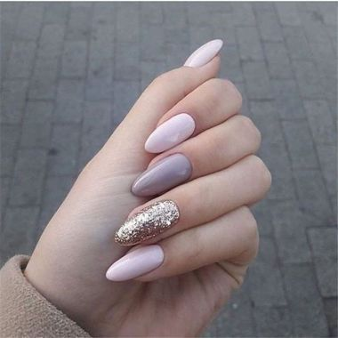 Best Acrylic Spring Nail Designs Trending In 2020 19
