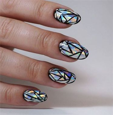Best Acrylic Spring Nail Designs Trending In 2020 33
