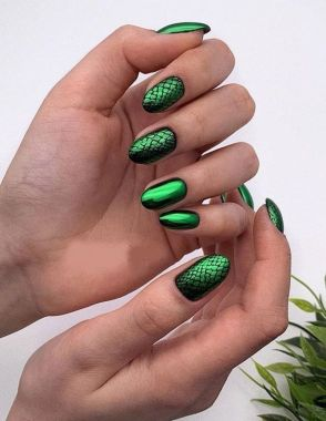 Best Acrylic Spring Nail Designs Trending In 2020 50