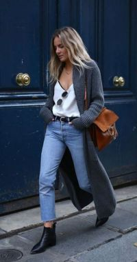 Casual Chic Women Outfits For Winter To Look Good 23