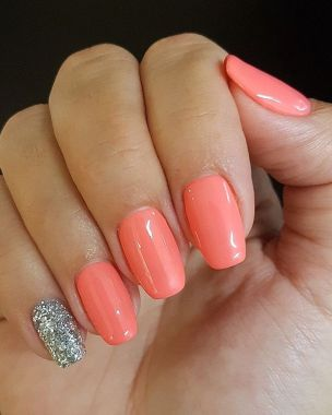 Cute Summer Nail Almond Design And Colours 29 1