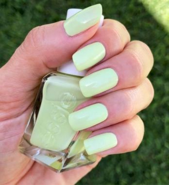 Cute Summer Nail Almond Design And Colours 33