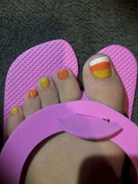 Cute Summer Nail Almond Design And Colours 38