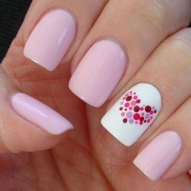 Cute And Chic Nail Design Ideas For Brides 06