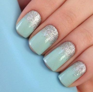 Cute And Chic Nail Design Ideas For Brides 09