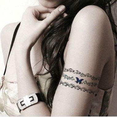 Amazing Butterfly Tattoo Designs And Placement Ideas For Women 05