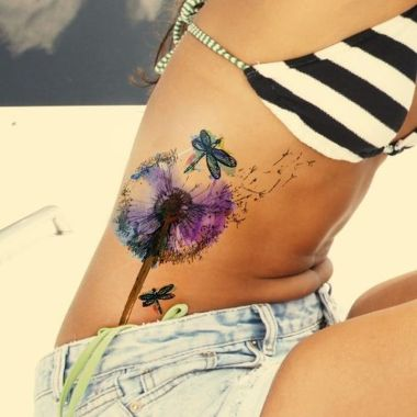 Amazing Butterfly Tattoo Designs And Placement Ideas For Women 44