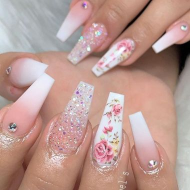 Best Spring Nail Designs That Will Make You Glow This Spring 28