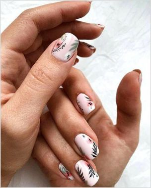 Best Spring Nail Designs That Will Make You Glow This Spring 37