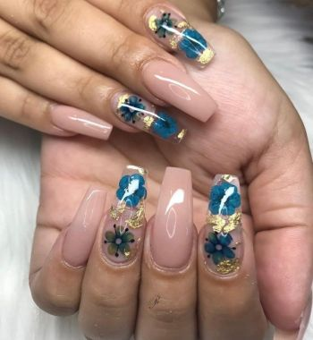 Best Spring Nail Designs That Will Make You Glow This Spring 38