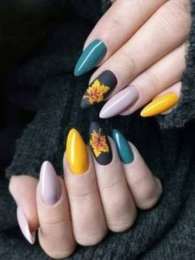 Best Spring Nail Designs That Will Make You Glow This Spring 40