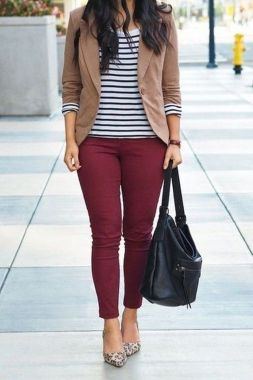 Casual Spring Outfits For Women Look Cute 15 2