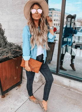 Casual Spring Outfits For Women Look Cute 31