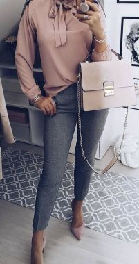 Casual Spring Outfits For Women Look Cute 36