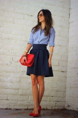 Casual Summer Fashion Trends For Women 48