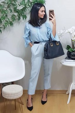 Inspiring Office Work Outfits Ideas To Wear This Spring 28