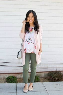 Inspiring Office Work Outfits Ideas To Wear This Spring 48