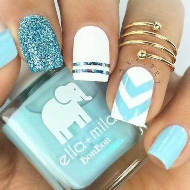 Populariest Summer Nail Colors Of 2020 11