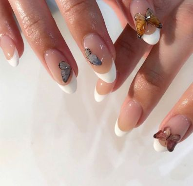 Prettiest Acrylic Nail Art Designs For Summer 31