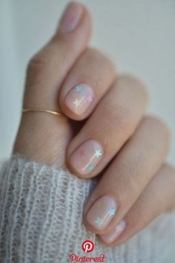 Prettiest Acrylic Nail Art Designs For Summer 39