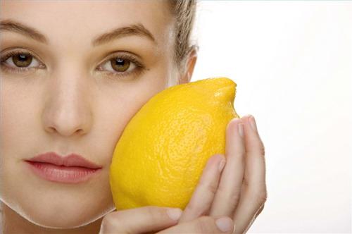 Lemon Juice for Freckles