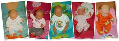 Ver Bebés Março 2009