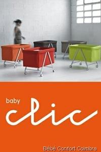 Berços Baby Clic da Petit Praia
