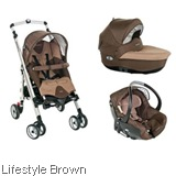 Loola Creatis Windoo Lifestyle Brown