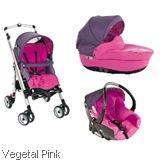 Loola Creatis Windoo Vegetal Pink
