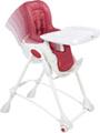 cadeira de papa com assento inclinável