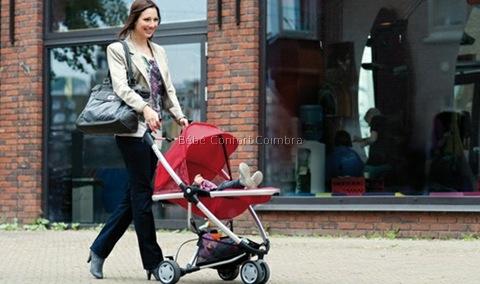Bebe passeia em Zapp Xtra