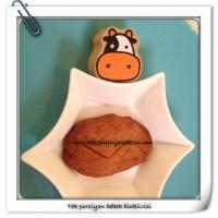 Ruşeymli ev yapımı bebek bisküvisi