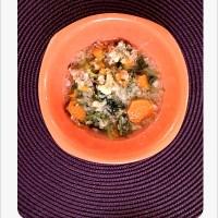 Sebzeli kıymalı bebek yemeği ve Semizotu