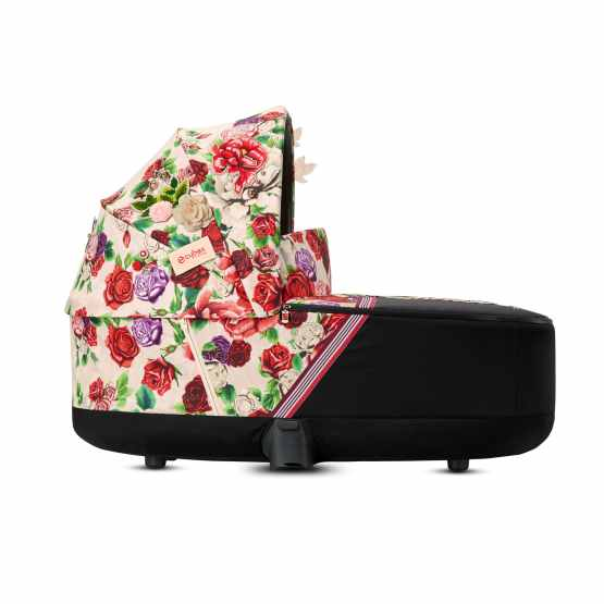 Cybex Πορτ Μπεμπέ PRIAM / e-PRIAM Lux Carry Cot Spring Blossom Light