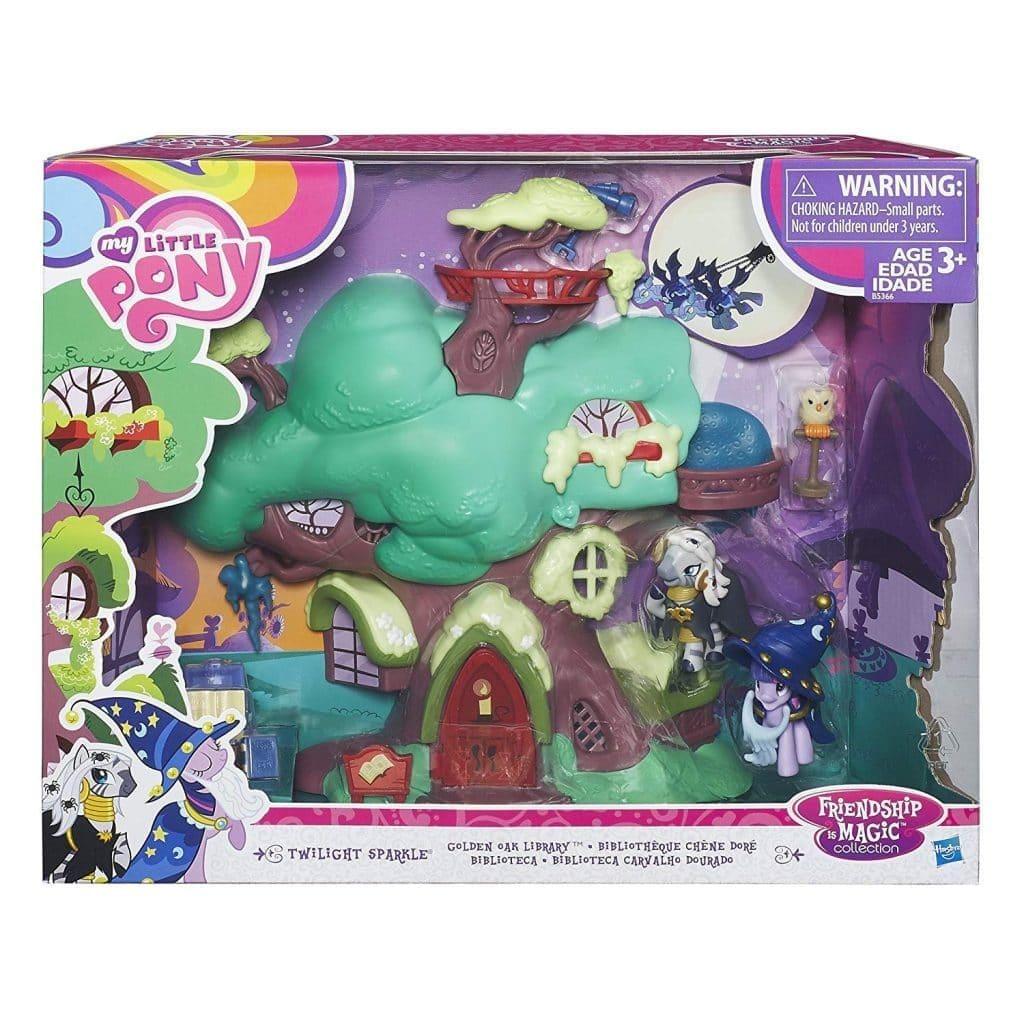 Biblioteca My Little Pony A Amizade é Mágica Coleção