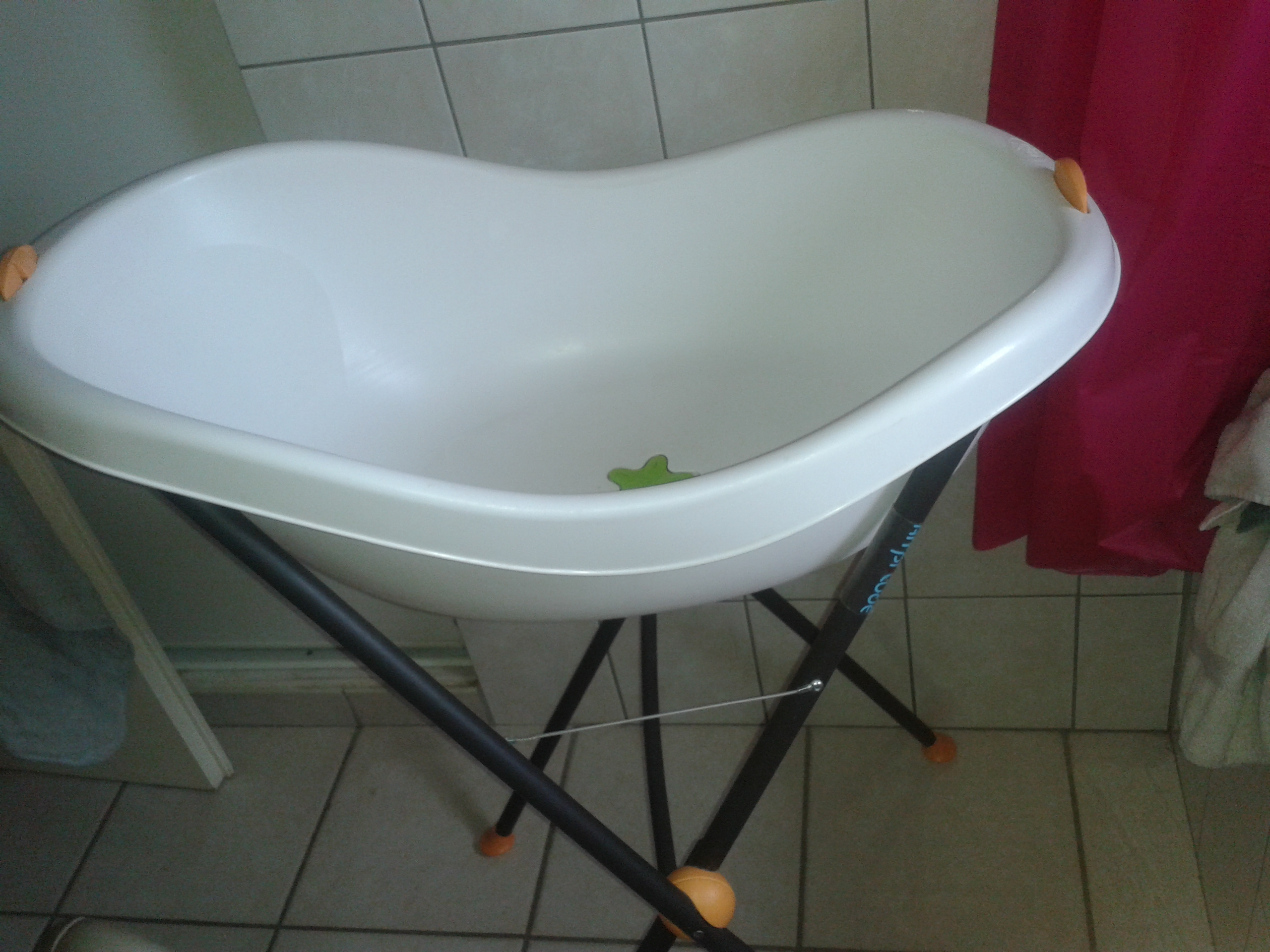 baignoire sur pied bebe confort 50 keona