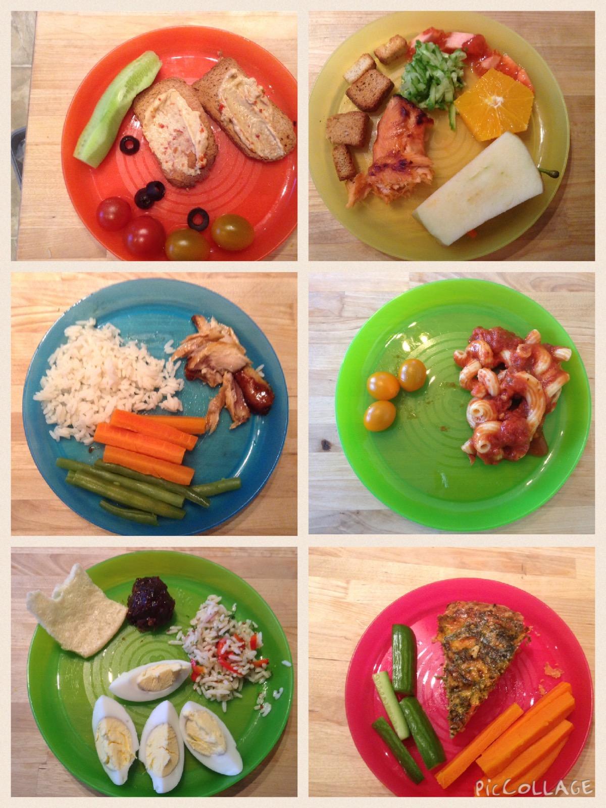 diner bebe mange seul