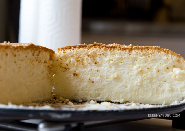 Japanese Cotton Cheesecake-02