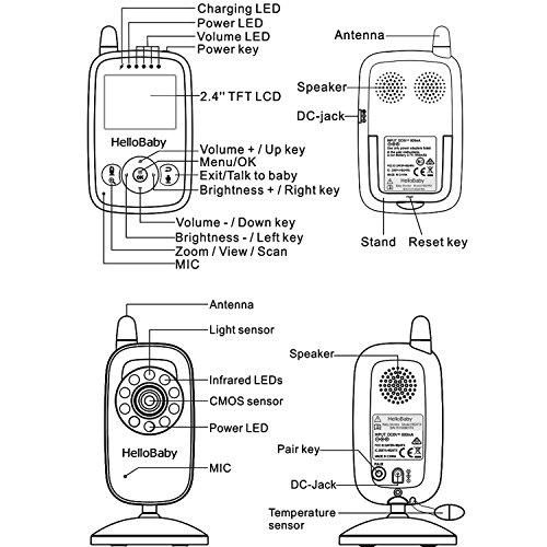 At T Cordless Phone 2 4 Ghz Manual