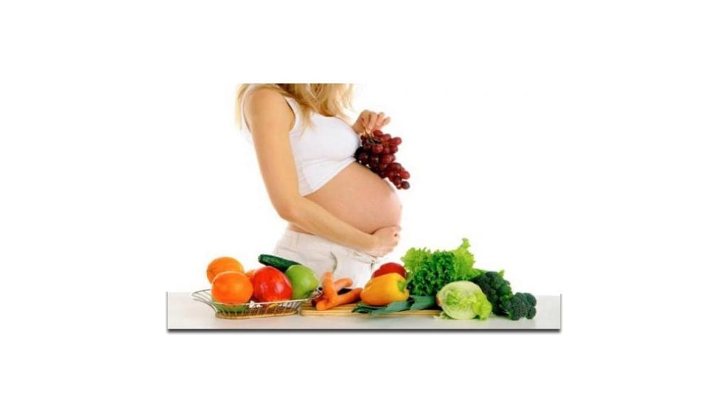 La alimentación durante el embarazo: Recomendaciones y consejos