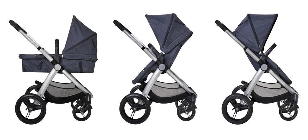 Carritos de beb sillas de paseo consejos de compra - Altura para ir sin silla en el coche ...