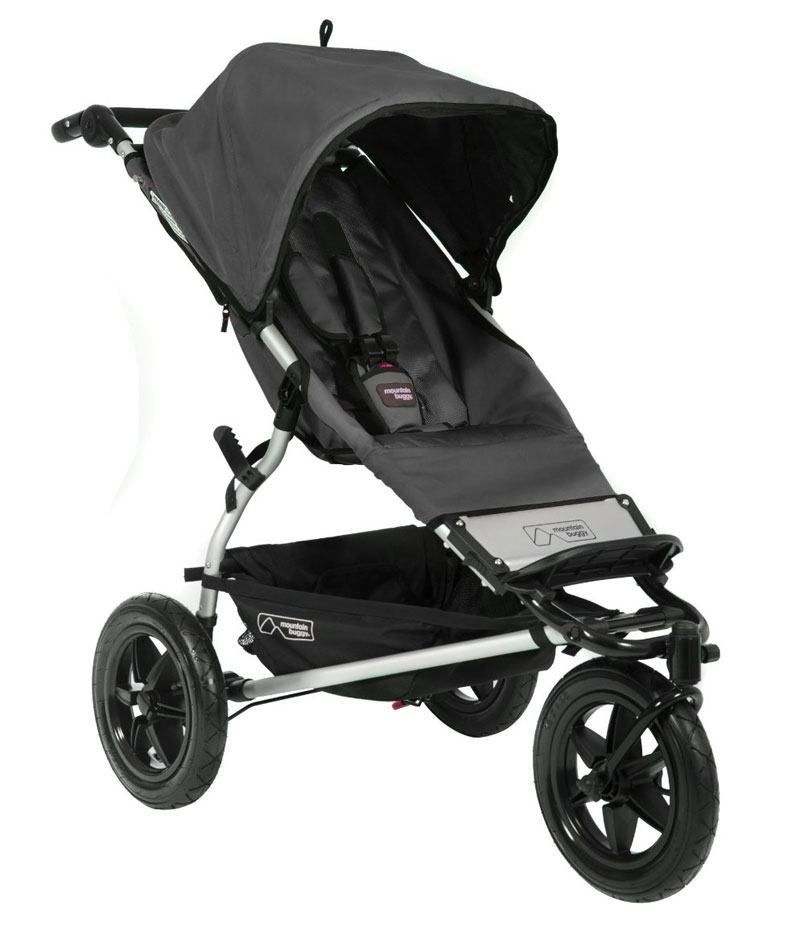 Mountain Buggy Urban Jungle Travel System