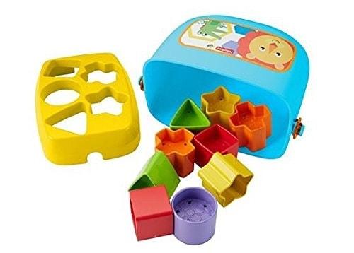 Fisher-Price Bloques infantiles, juguete para bebé +6 meses