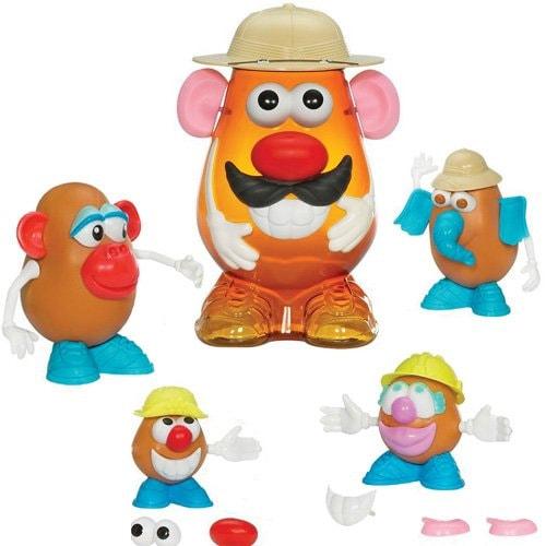 juguetes: Mr. Potato - Safari
