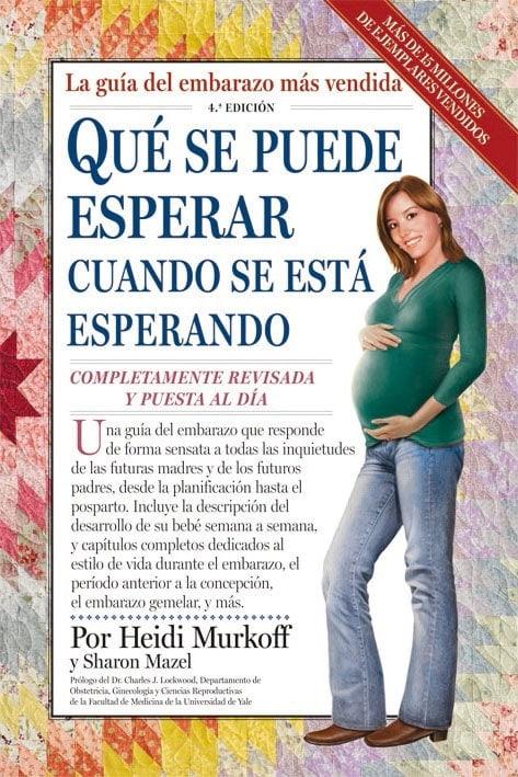 libro embarazo: Qué se puede esperar cuando se está esperando